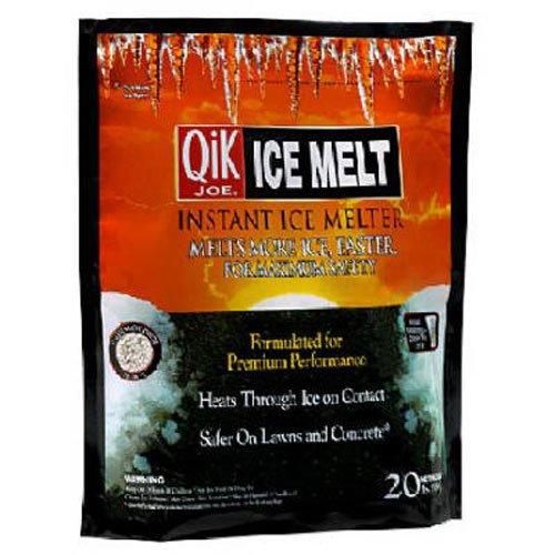 Milazzo Ice Melter (Qik Joe 30510 Ice Melt 10Lb.Bag 5/Cs)
