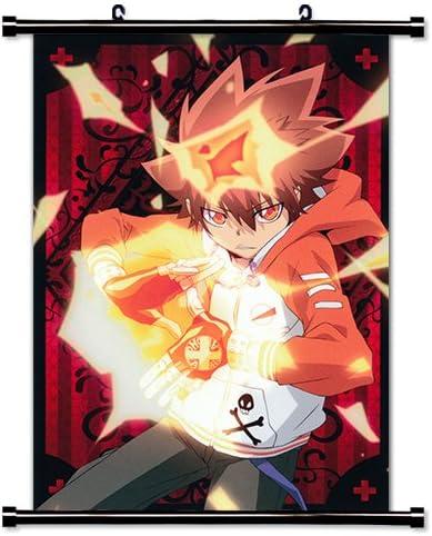 katekyo hitman reborn anime poster