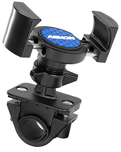 Arkon RoadVise Motorcycle Phone Mount for iPhone XS Max XS XR X 8 Galaxy Note 9 8 S10 S9 Retail Black