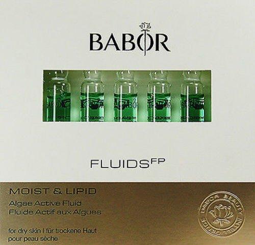 Babor Moist Lipid Algae Active Fluid 7 Ampoules X 2 Ml (Moist Fluid)