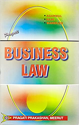 Amazon in: Buy BUSINESS LAW    AGARWAL V  K  Book Online at Low