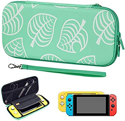 Carrying Case for Nintendo Switch/Switch Lite, Portable Full ...