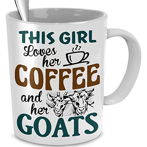 Goats Coffee Mug Cup PicksPlace product image