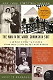 Front cover for the book The Man in the White Sharkskin Suit: A Jewish Family's Exodus from Old Cairo to the New World by Lucette Lagnado