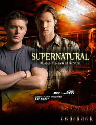 Supernatural Role Playing Game ()