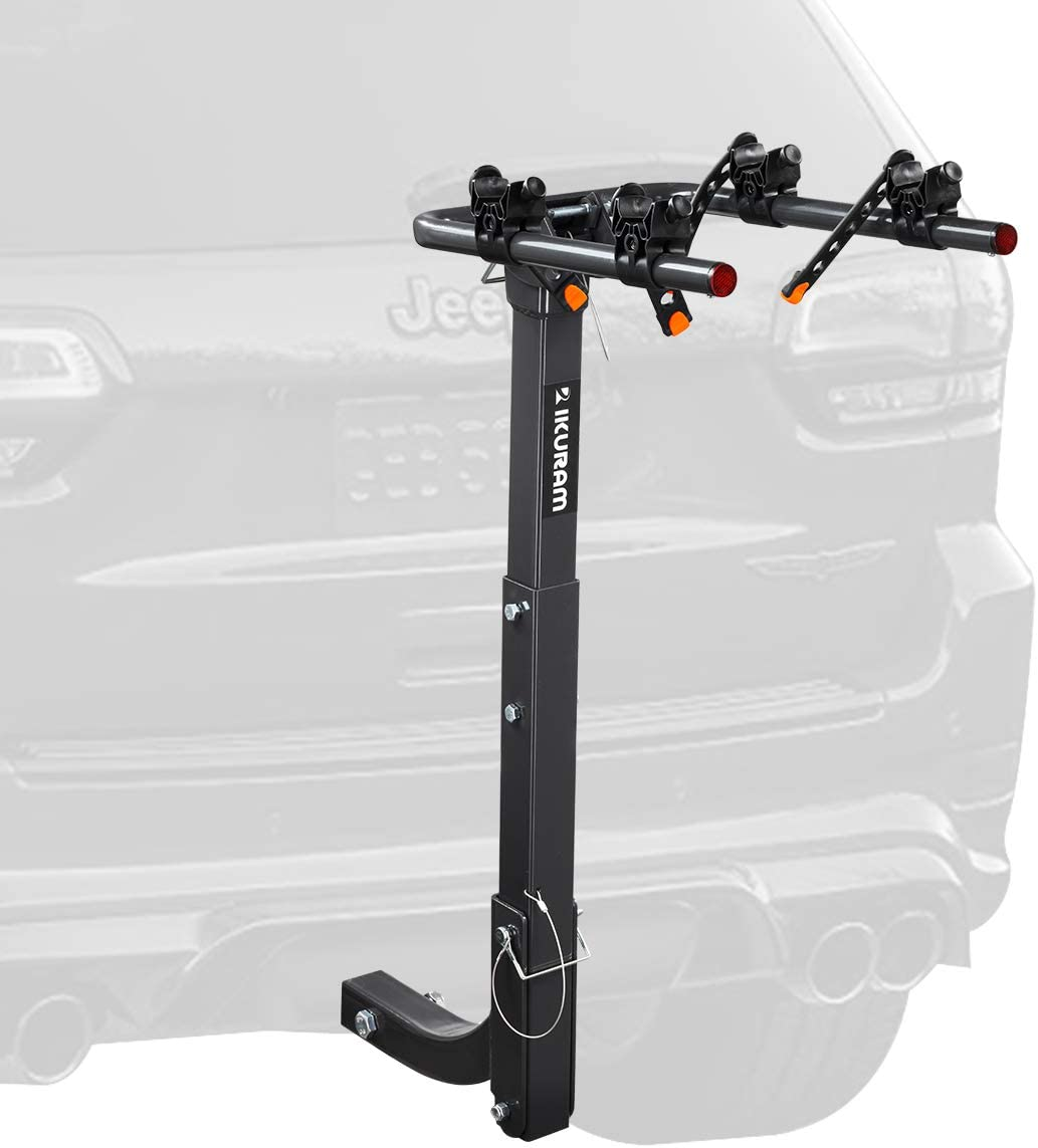 7. 2 Bike Rack Bicycle Carrier Racks by IKURAM
