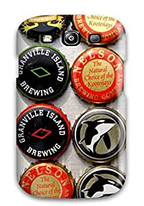 High Quality Beer Caps Skin Case Cover Specially Designed For Galaxy S3