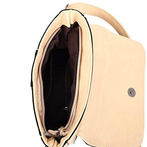Flap Body Over Magdot For Blue Haute Bag Beige Cross Light Diva gFtOIw