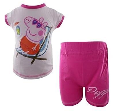 ac01e6c8a51e Peppa Pig Summer 2 Piece Set - Ideal for Beach or Pyjamas - Official ...