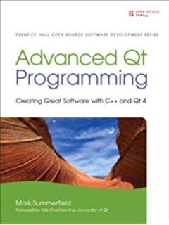 Amazon com: C++ GUI Programming with Qt4 (2nd Edition) eBook: Jasmin