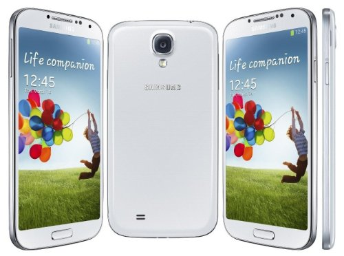 Samsung Galaxy S4 White i9500 16GB Factory Unlocked International Version- WHITE (Factory Unlocked Quad Phones compare prices)