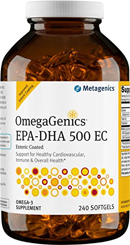 Metagenics OmegaGenics EPA DHA Soft Count