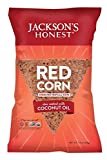 Jackson's Honest Tortilla Chips – Sprouted Red Corn – Made with Organic Coconut Oil, Non GMO, 5.5 oz. (6 Pack)