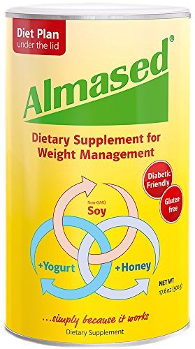 Almased – Multi Protein Powder – Supports Weight Loss, Optimal Health and Maximum Energy, 17.6 oz 51sBMx760zL