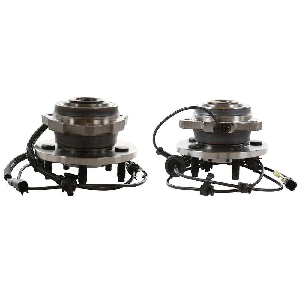 Prime Choice Auto Parts HB613178PR Pair Of Front Wheel Hub Bearing Assembly