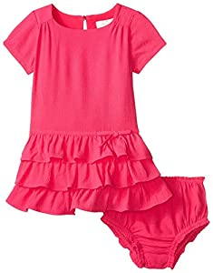 kate spade york Baby Girls' Tiered Dress Set