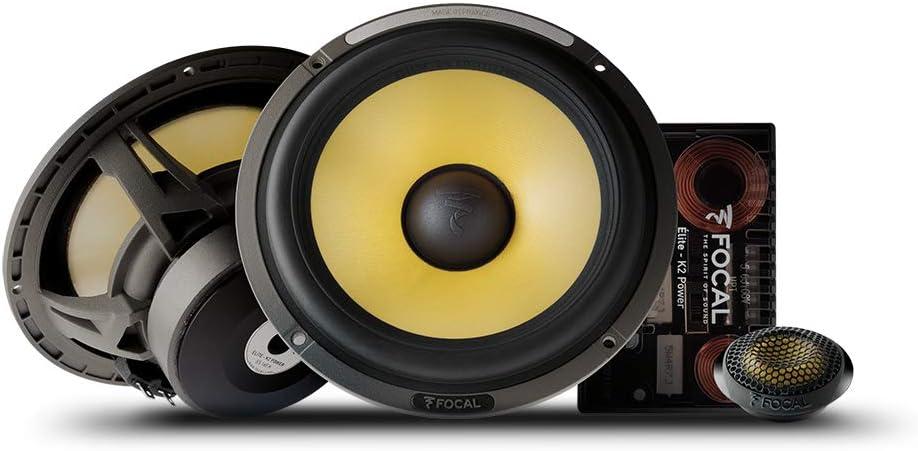 Focal Es165k Elite K2power Compo 2 Wege 16 5cm Elektronik