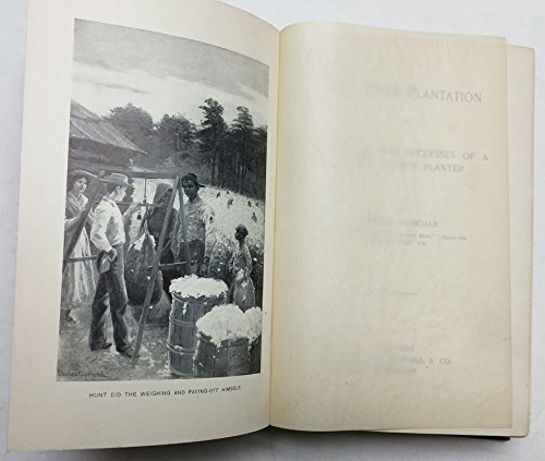 Plantation Half Planter (Pine Ridge Plantation, Or, the Trials and Successes of a Young Cotton Planter)