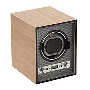 Meridian Collection Single Watch Winder Module 2.7 by Wolf