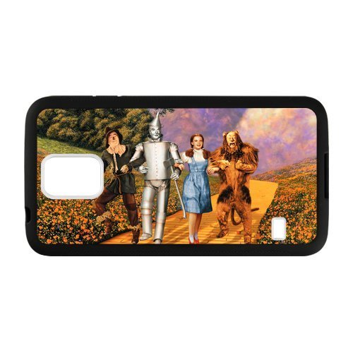 The Wizard of Oz Case for SamSung Galaxy S5 - Customize SamSung Galaxy S5 Case (Laser Technology)