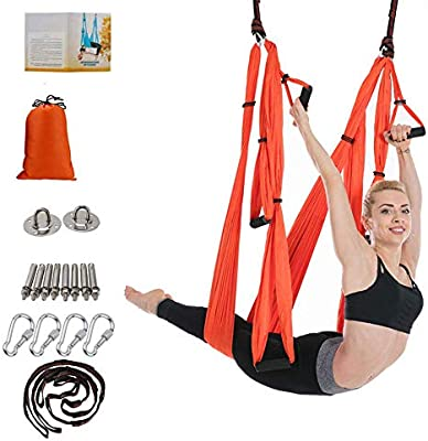 YPSMLYY Aerial Yoga Swing Yoga Swing Healthy Model Life Yoga ...