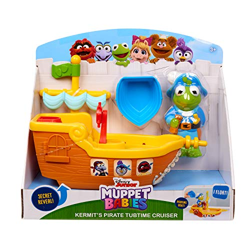 Muppets Babies Tubtime Cruiser, Multicolor - NOW 40% OFF! Was $14.99!