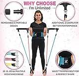 IM UNLIMITED Pilates Bar Kit, Resistance