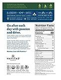 Navitas Organics Superfood Power Snacks, Blueberry