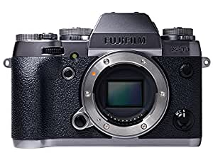 Fujifilm X-T1 16 MP Mirrorless Digital Camera with 3.0-Inch LCD (Body Only) (Graphite Silver & Weather Resistant)