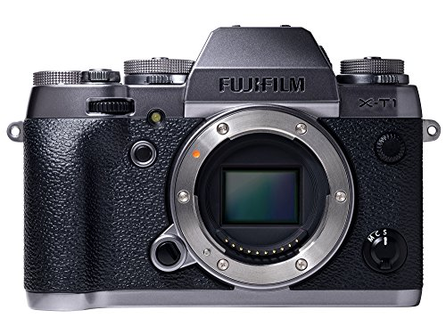 Fujifilm X-T1 Mirrorless Digital Camera (Body Only) Weather Resistant)