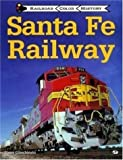 Santa Fe Railroad (MBI Railroad Color History) by Glischinski Steve published by Motorbooks International (1997)