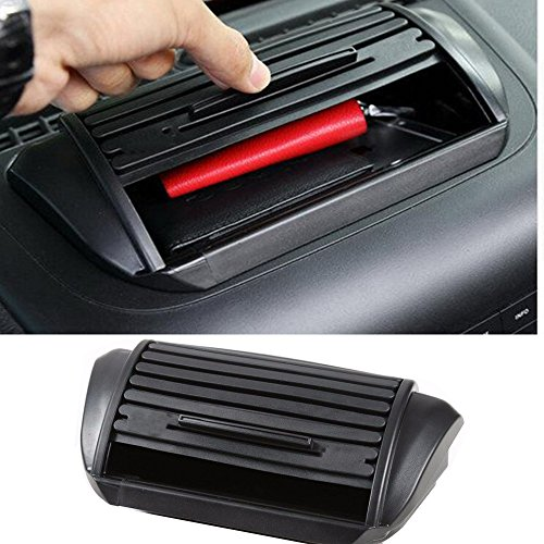 Nicebee ABS Car Interior Console Roll Top Dash Dashboard Storage Box Holder for Jeep Wrangler & Unlimited jk 2012-2017