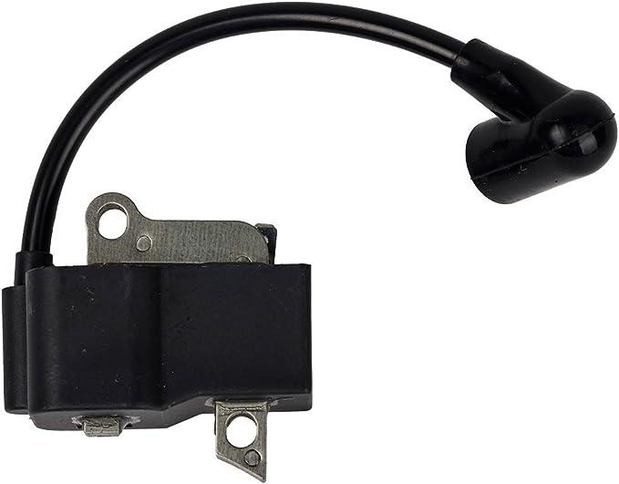 Beehive Filter Bobina de encendido para motosierra Husqvarna 435 435E 440 440E 445 450 450E # 573 93 57-01