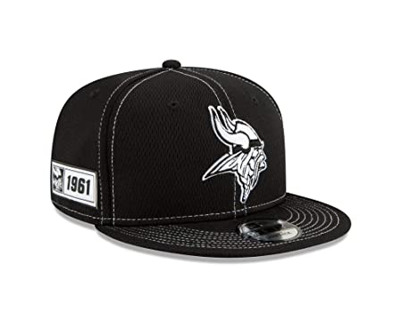 New Era NFL MINNESOTA VIKINGS Authentic 2019 Sideline 9FIFTY ...