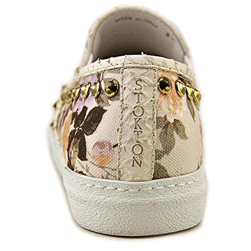 Stokton Mujeres Rosetta Low Top Slip On Moda Sneakers Floral