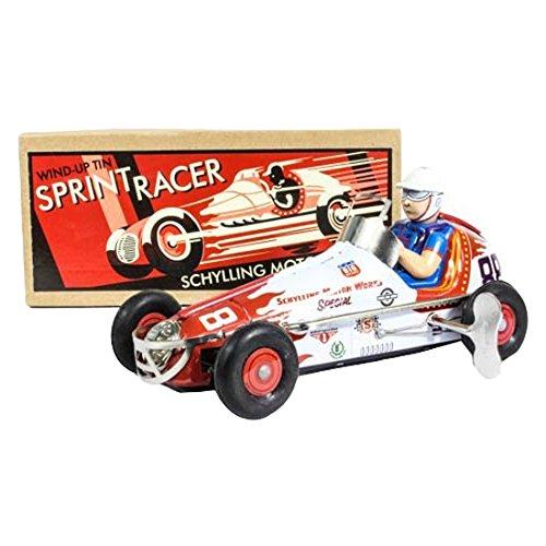 Schylling Sprint Race Car - Diecast Sprint Car