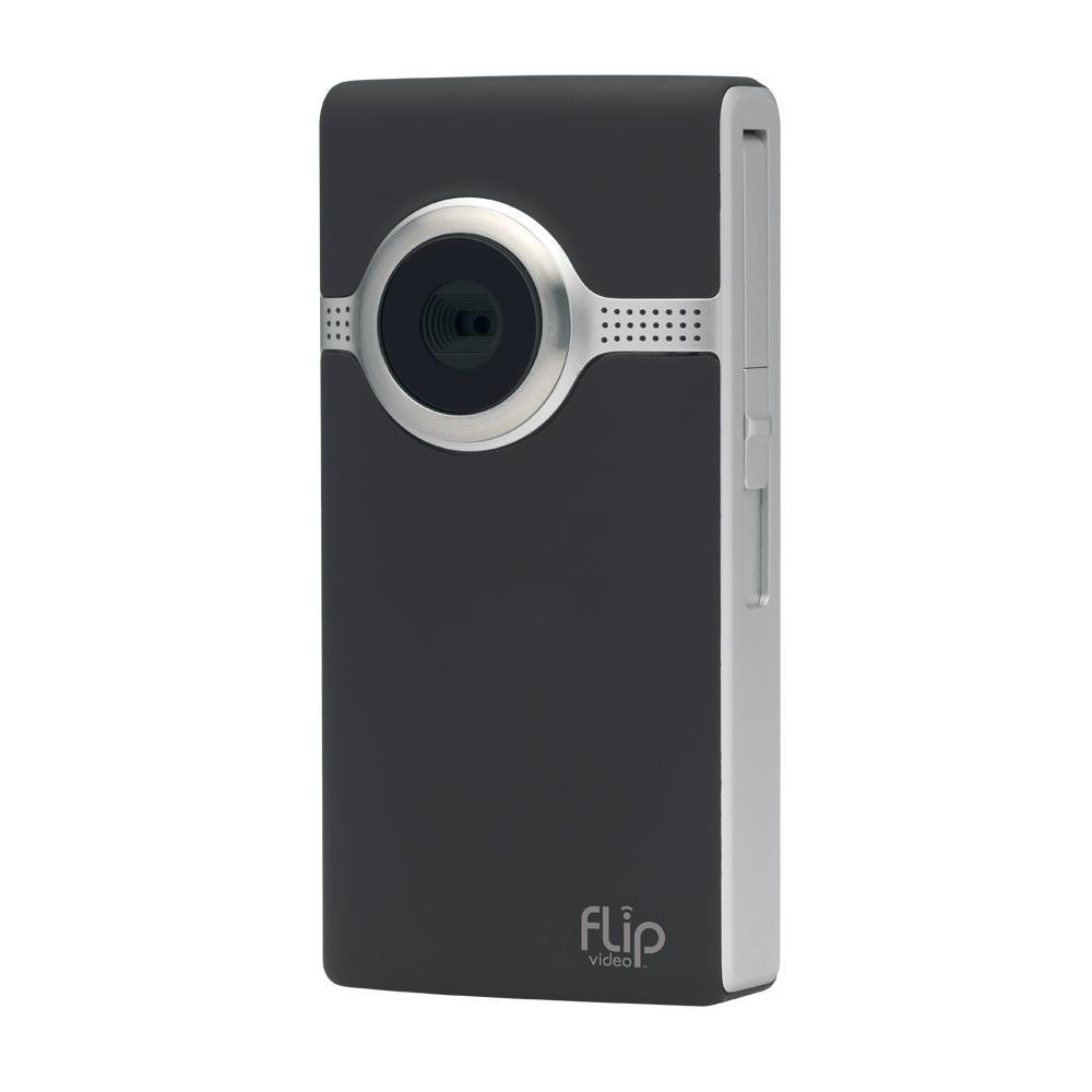 Amazon.com : Flip UltraHD Video Camera - Black, 8 GB, 2 Hours (3rd  Generation) : Camcorders : Camera & Photo