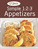 Simple 1-2-3 Appetizers Recipes, Publications International Staff, 1412795826