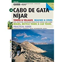 Cabo de Gata Nijar, Guide and Map: Natural Park and Coast of Almeria by Marga Morales (2008-12-10)