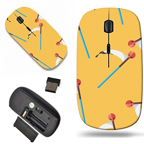 Luxlady Wireless Mouse Travel 2.4G Wireless Mice with