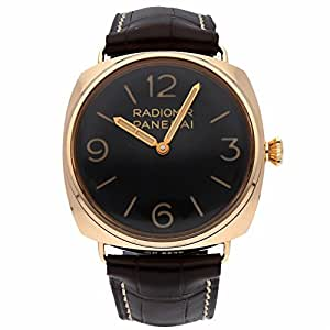 Panerai Radiomir Mechanical-Hand-Wind Male Watch PAM00379 (Certified Pre-Owned)