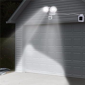 Sammid Solar Pathway Lights, Outdoor Landscape,Solar Powered LED Light for Garden Yard Wall