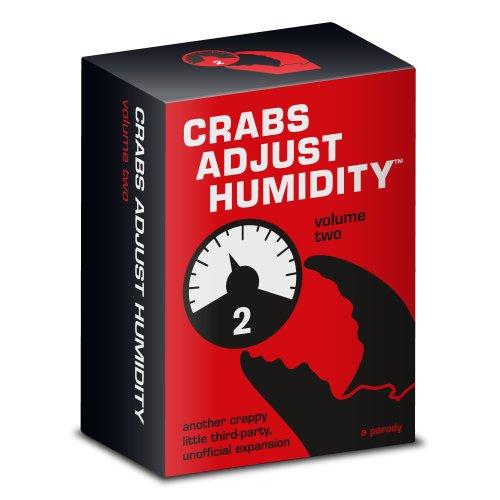 Vampire Squid Cards Crabs Adjust Humidity - Vol Two