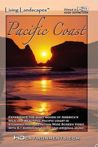 Living Landscapes HD Pacific Coast  (Standard Definition Version)