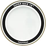 Aquarian SK10-22 22-Inch Super Kick - 10 Clear