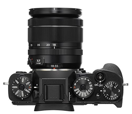 Fujifilm X-T2 Mirrorless Digital Camera with 18-55mm F2.8-4.0 R LM OIS Lens