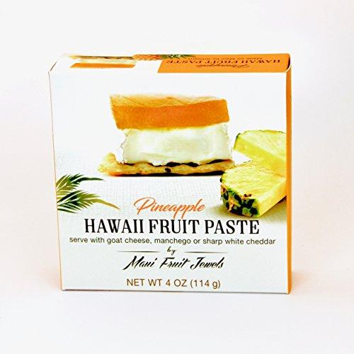 Pineapple Hawaii Fruit Paste