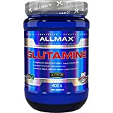 ALLMAX GLUTAMINE, 100% Pure Japanese Grade Micronized Powder, Dietary Supplement, 400g For Sale