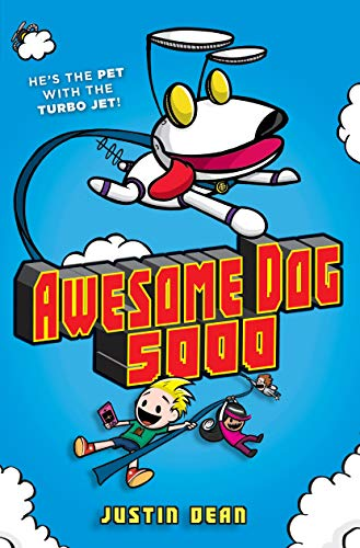 Book Cover: Awesome Dog 5000