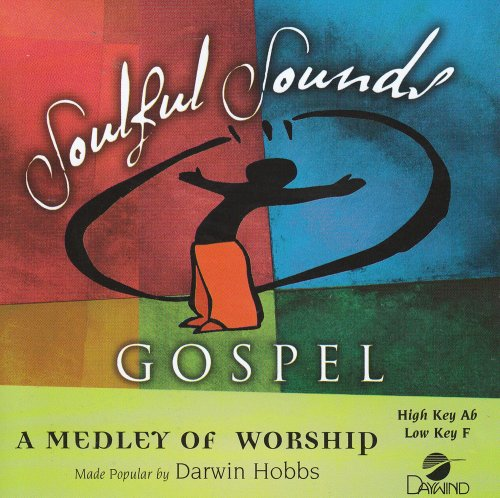 Sound Performance Tracks - Medley Of Worship (You Are My Hiding Place Great Is Your Mercy El Shaddai You Are Holy) [Accompaniment/Performance Track] (Soulful Sounds Gospel)